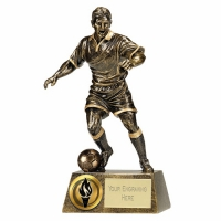 Pinnacle6 Football Trophies Male AGGT 6 Inch