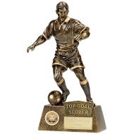 Pinnacle8 Football Top Goal Scorer AGGT 8.75 Inch