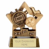 Mini Star Athletics Podium AGGT 3.25 Inch