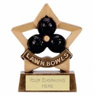 Mini Star Lawn Bowls AGGT 3.25 Inch