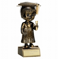 Bobblehead Male Graduation AGGT 6 Inch