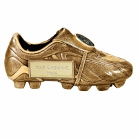 Premier6 Gold Boot AGGT 5.75 Inch Football Trophy