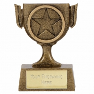 Mini Star Cup AGGT 2 5/8 Inch