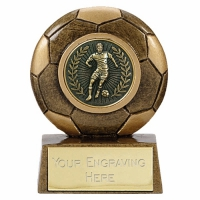 Mini Football Trophy Award AGGT 2 5/8 Inch