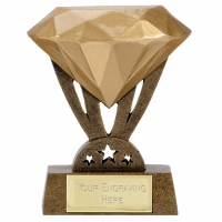 Mini Diamond AGGT 3.25 Inch