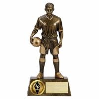 Trophy6 Footballer Trophy AGGT 6 Inch