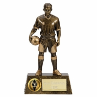 Trophy7 Footballer Trophy AGGT 7.25 Inch