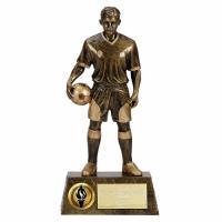 Trophy9 Footballer Trophy AGGT 9.5 Inch