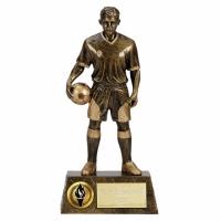 Trophy10 Footballer Trophy AGGT 10.5 Inch