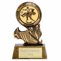 We Love Trophies Football Scorcher2 AGGT 2.75 Inch