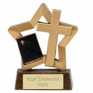 Mini Star Christianity AGGT 3.25 Inch