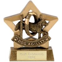 MinI Star Dog Agility AGGT 5.5 Inch