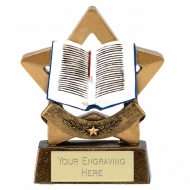 Mini Star Book AGGT 3.25 Inch