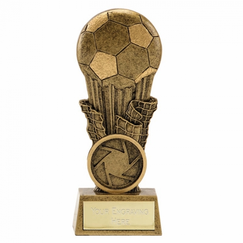 Football Trophy Focus Mini AGGT 4 3/8 Inch