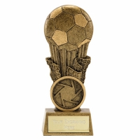 Football Trophy Focus Mini AGGT 4 Inch