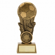 Football Trophy Focus Mini AGGT 4.75 Inch