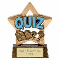 Mini Star Quiz AGGT 3.25 Inch