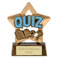 Mini Star Quiz AGGT 3.25 Inch