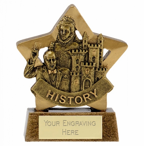 Mini Star History AGGT 3.25 Inch