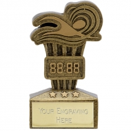 Small Swimming Trophy