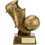 PRESENTATION Football Boot & Ball