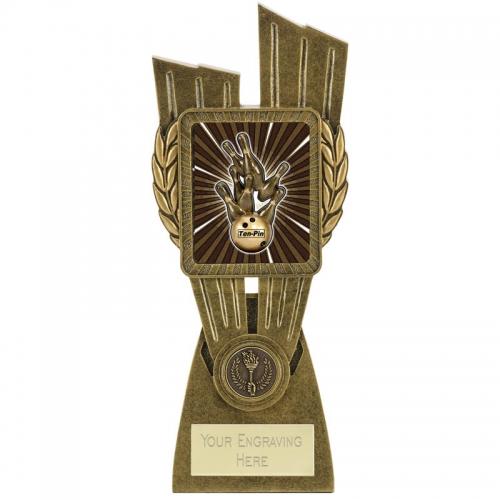 Lynx Ten Pin Trophy