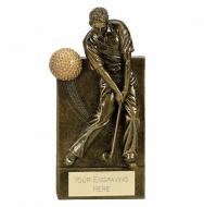 VISION Golf Trophy Awarder - AGGT - 7.25 inch (18.5cm) - New 2018