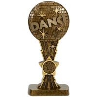 GLITTERBALL Dance - AGGT - 6.5 inch (16.5cm) - New 2018