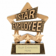 Mini Star Star Employee 3.25 Inch (8cm) : New 2019