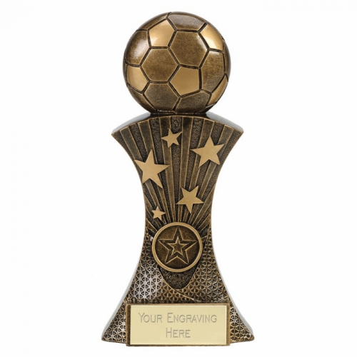 FIESTA Football Trophy Award - AGGT - 8 (20cm) - New 2018