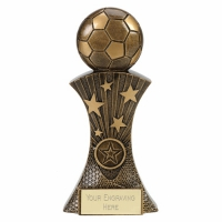 FIESTA Football Trophy Award - AGGT - 8 7/8 (22.5cm)- New 2018