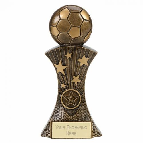FIESTA Football Award Trophy - AGGT - 8 7/8 (22.5cm) - New 2018
