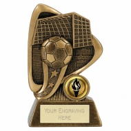 AIM Football Trophy Award - AGGT - 4.75 (12cm)- New 2018