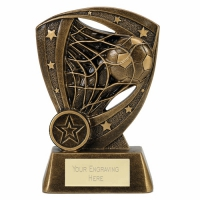 WHIRLWIND Football Trophy Award - AGGT - 6 1/8 inch (15.5cm) - New 2018