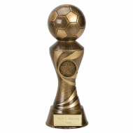 ACE Football Trophy Award - AGGT - 8 inch (20cm)- New 2018