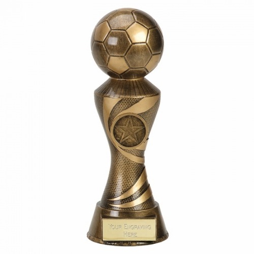 ACE Football Trophy Award - AGGT - 8 inch (20cm) - New 2018