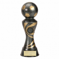 ACE Football Trophy Award - ASGT - 8 7/8 inch (22.5cm) - New 2018