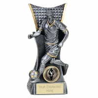 CONQUEROR Football Trophy Award - ASGT - 7 1/8 (18cm)- New 2018