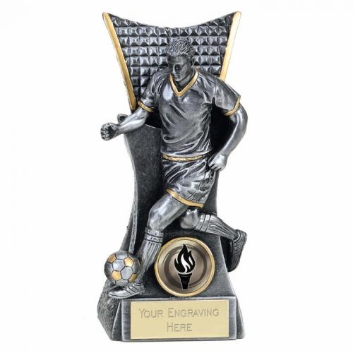 CONQUEROR Football Trophy Award - ASGT - 7 1/8 (18cm) - New 2018