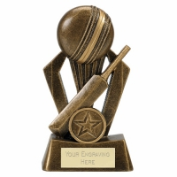 SURGE Cricket Trophy Award - AGGT - 6 Inch (15cm) - New 2018