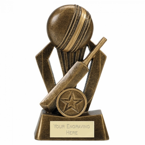 SURGE Cricket Trophy Award - AGGT - 7 Inch (17.5cm) - New 2018