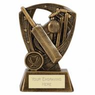 PUMA Cricket Trophy Award - AGGT - 6 1/8 Inch (15.5cm) - New 2018