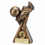 Link Football Trophy 7 Inch (17.5cm) : New 2019