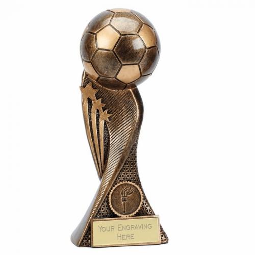 Breaker Football Trophy 6.25 Inch (16cm) : New 2019
