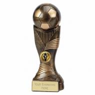 Motion Football Trophy 8 7/8 Inch (22.5cm) : New 2019