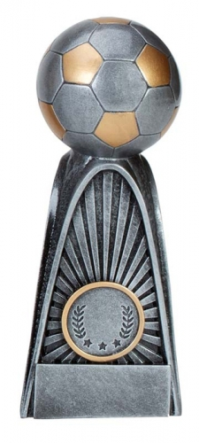 Fortress Football Trophy Award 6 Inch (15cm) : New 2020