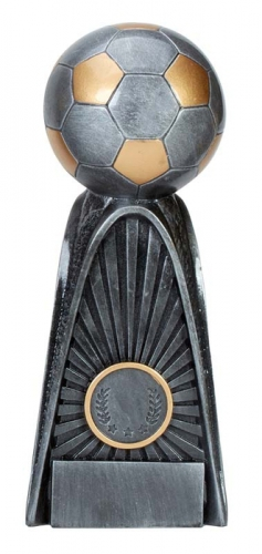Fortress Football Trophy Award 7 Inch (17.5cm) : New 2020