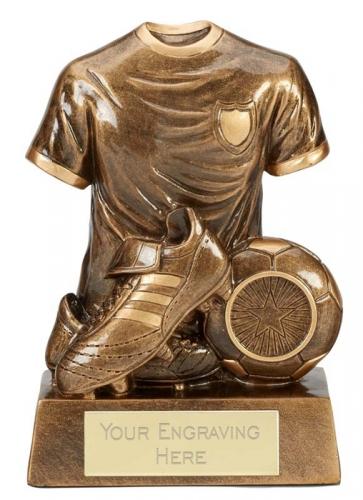 Legend Football Trophy Award 6 Inch (15cm) : New 2020