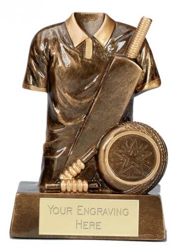 Legend Cricket Trophy Award 5 Inch (12.5cm) : New 2020