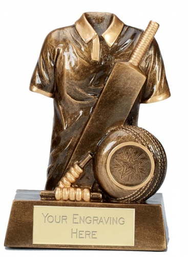 Legend Cricket Trophy Award 6 Inch (15cm) : New 2020